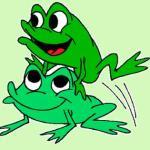 La rana que no saltaba