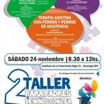 2º Taller gratuito para padres de niños con TEA en Córdoba – Argentina