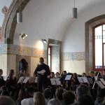 Música solidaria a favor de la Asociación Mira'm en Barcelona