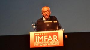 Christopher Gillberg en el IMFAR 2013 Foto: Autismo Diario