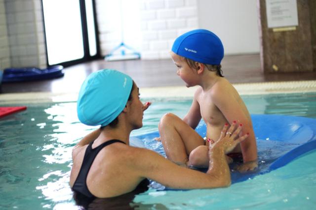 Hidroterapia para niños con Trastornos del Espectro del Autismo