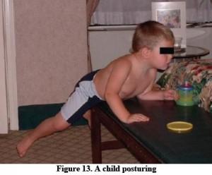 autism-child-posturing