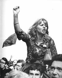 Mayo del 68 en París