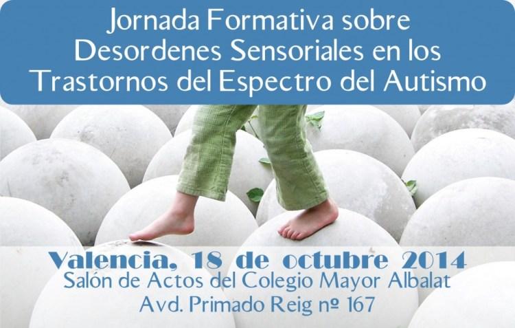 cartel jornada formativa valencia