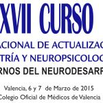 XVII Curso Internacional de Actualización en los Trastornos del  Neurodesarrollo