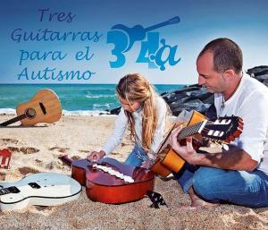 tres guitarras para el autismo