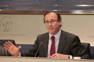 Ministro de Sanidad, Política Social e Igualdad, D. Alfonso Alonso