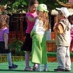 Patios Dinámicos para prevenir el acoso escolar/bulling