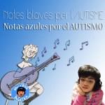 """Música solidaria en """"Notas azules por el autismo"""""""