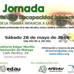 II Jornada formativa sobre autismo y discapacidad intelectual en Málaga: Desde la infancia hasta la edad adulta