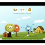 Un cuento interactivo para niños con autismo