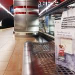 """La Asociación Argadini participa en la campaña solidaria """"En línea con quien más lo necesita"""" de Metro de Madrid"""