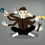 Autismo y el concepto de multitarea