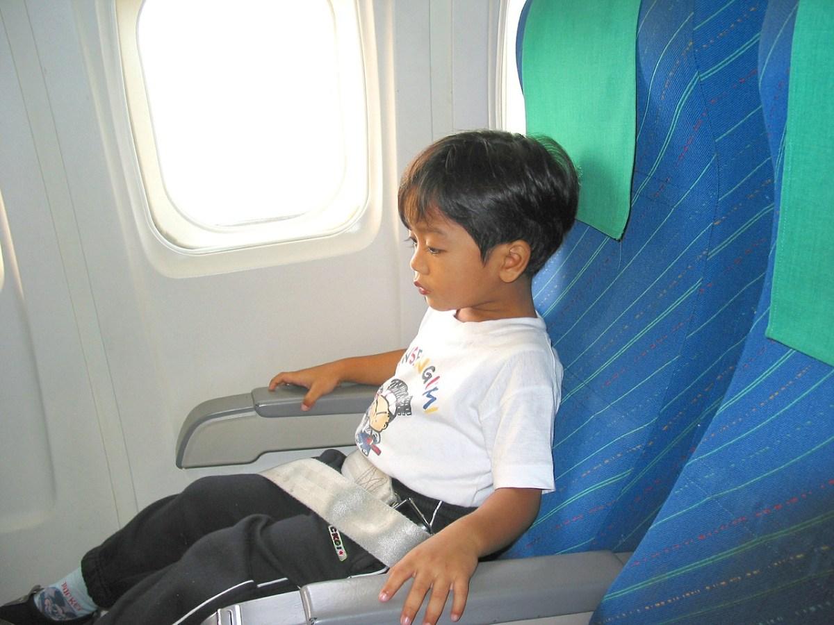 Volando con niños y adolescentes con autismo