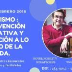 Jornada Internacional Autismo Intervención Educativa y Formación a lo largo de la vida en Lima