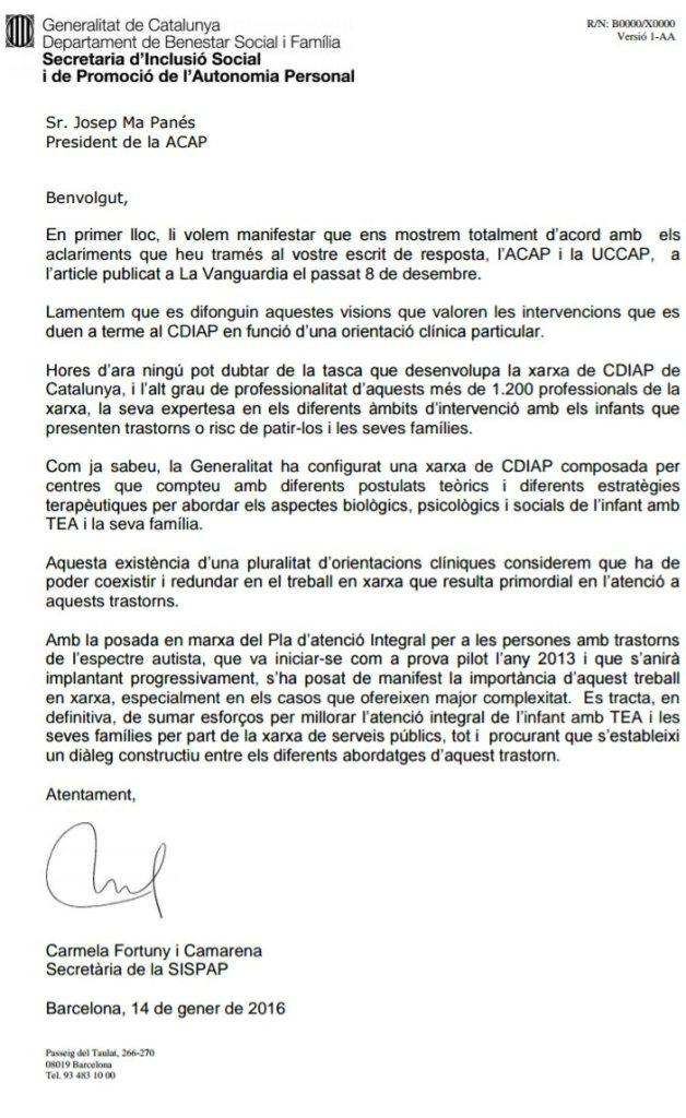 Carta Carmela Fortuny 14 de enero 2016 (1)