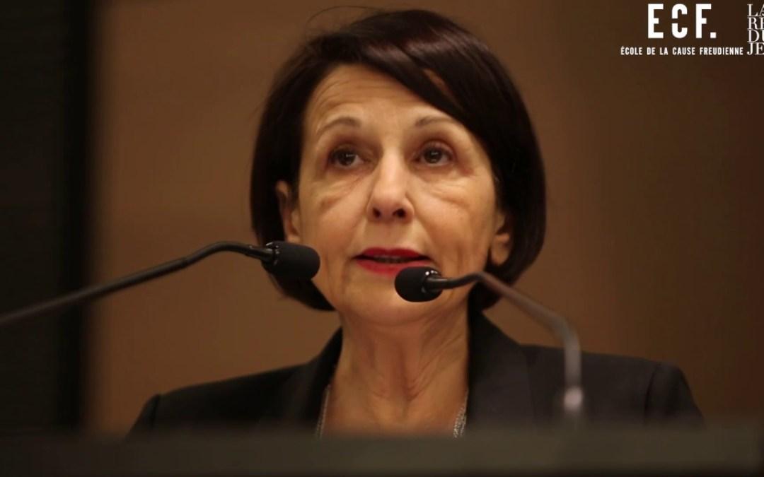 Christiane Alberti a confirmé sa présence – ha confirmado su asistencia al Foro
