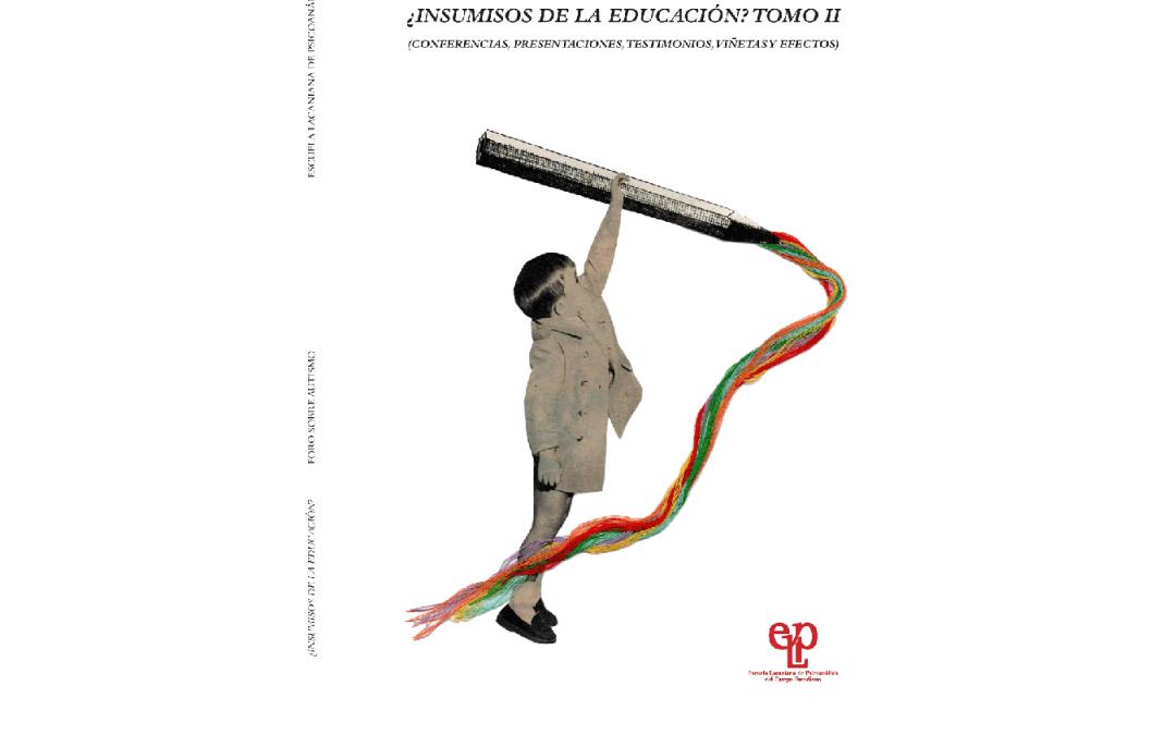 Nuevo Dossier del Foro Sobre Autismo 2015 Tomo II