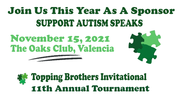 Join Us This Year As A Sponsor   Annual Topping Brothers Golf Tournament