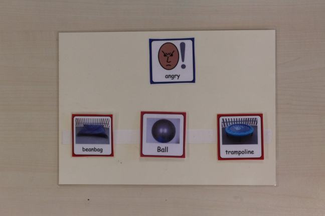 emotional regulation board