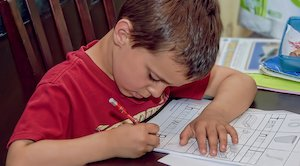 kid_doing_worksheet