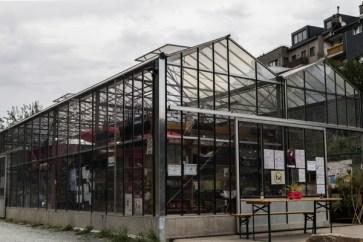 Parckfarm in Brussel