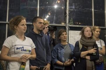 deelnemers van CEALfestival