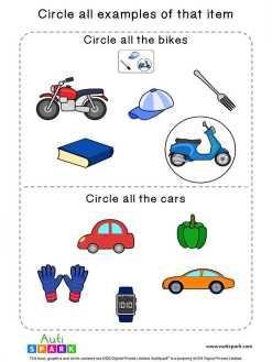 Circle The Vehicles 9