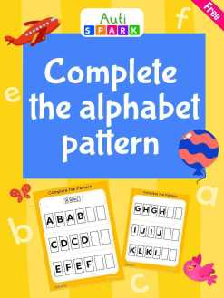 free printable alphabet worksheet