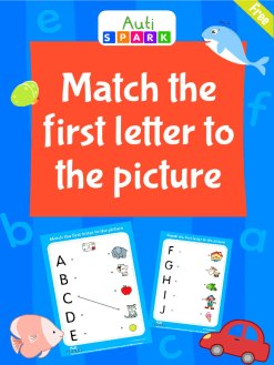 match the letter to the picture