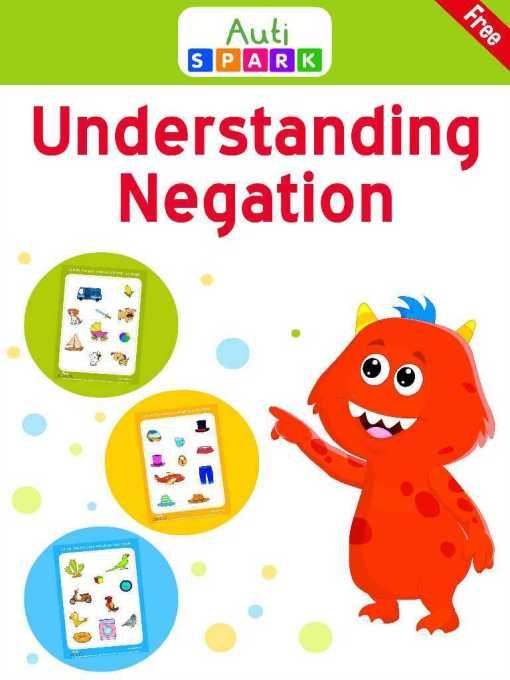 Understanding Negation – Free Image Sorting Workbook : 1
