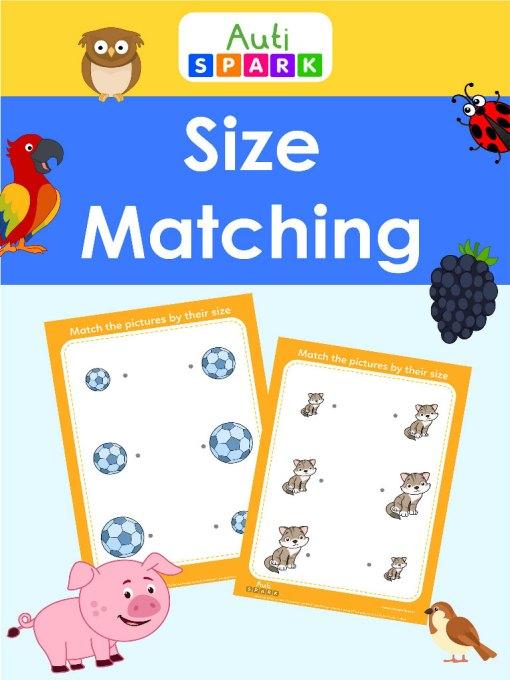 size matching jpeg