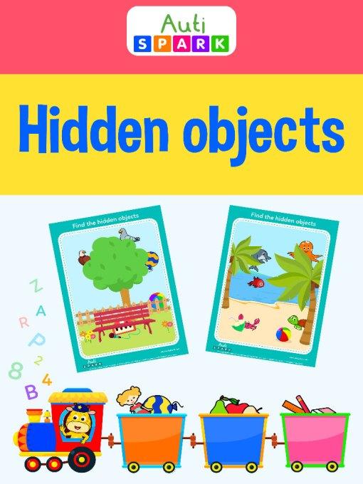 Hidden object jpeg