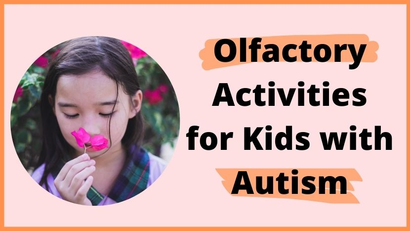 Olfactory Activities for Kids with Autism