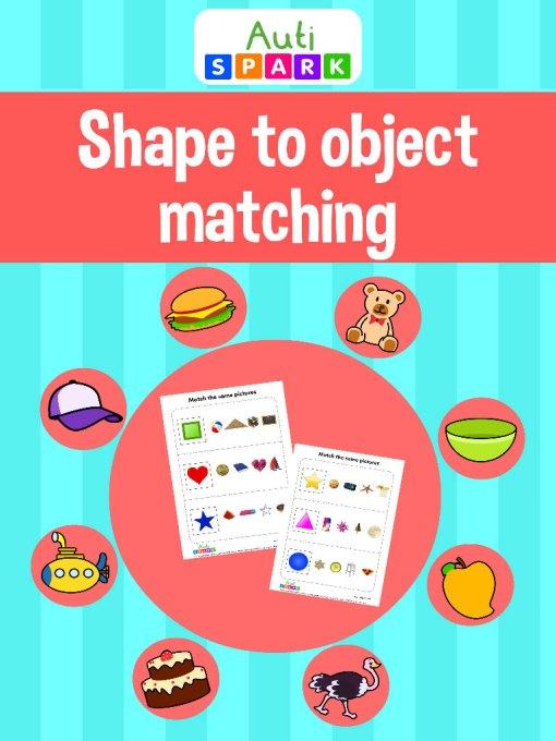 shape to object matching thumbnail
