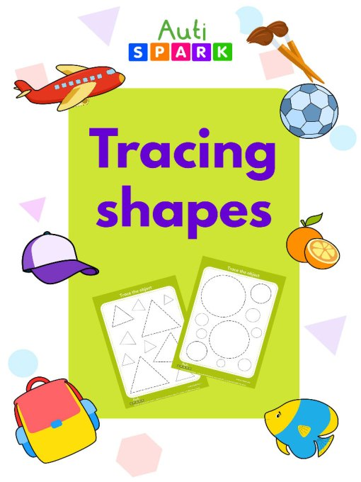 88 Tracing shapes