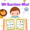 92 WH Questions what 2