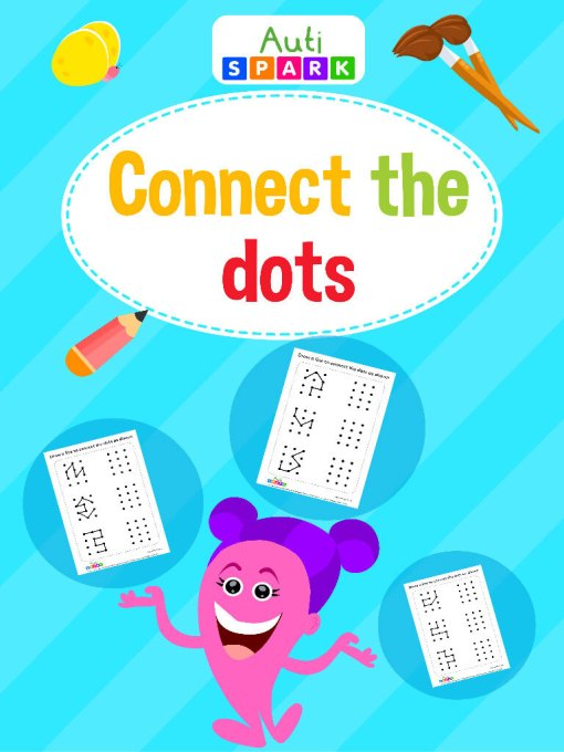 Connect The Dots Activity Workbook 03