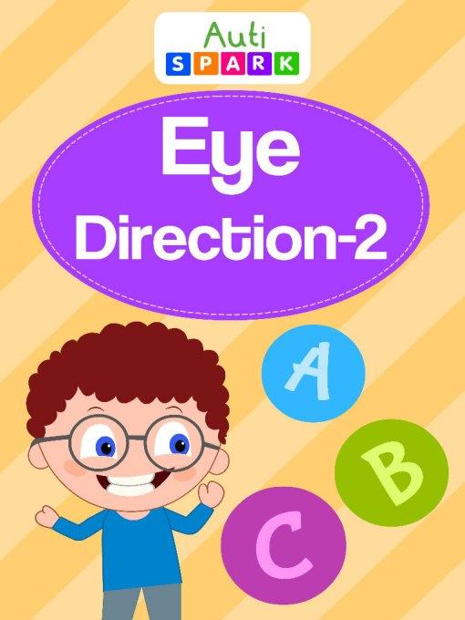 Identify The Eye Direction Activity Workbook 02