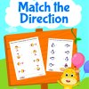 Match The Same Direction Matching Workbook