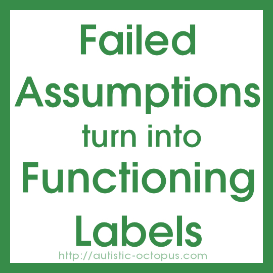 The Problems with Functioning Labels