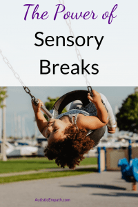 The Power of Sensory Breaks pin