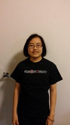 ThinkGeek Neurodiversity 2012 shirt
