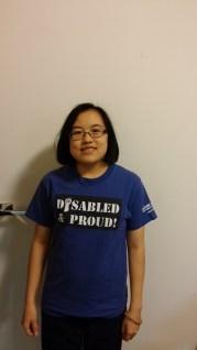 Disabled & Proud shirt