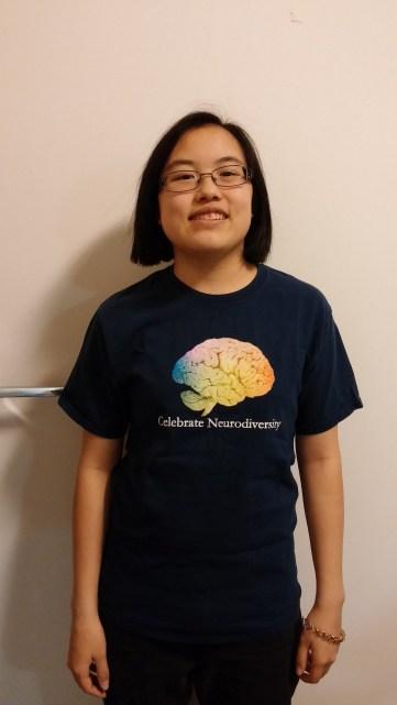 Celebrate Neurodiversity shirt