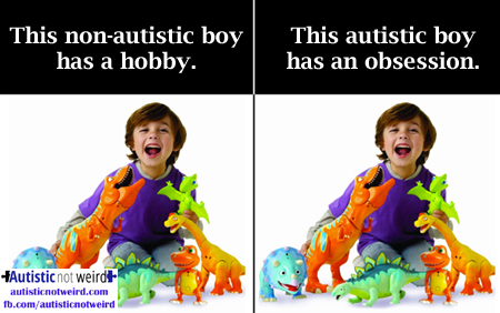Autistic 'obsessions', and why we really really need them