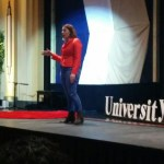 Jess presents at TEDxPitt