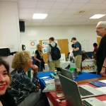 Community enjoying the Celebration of Autistic Community