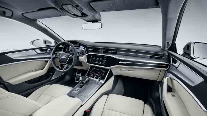 PREMIUM SPORTS CAR AUDI A7 SPORTBACK
