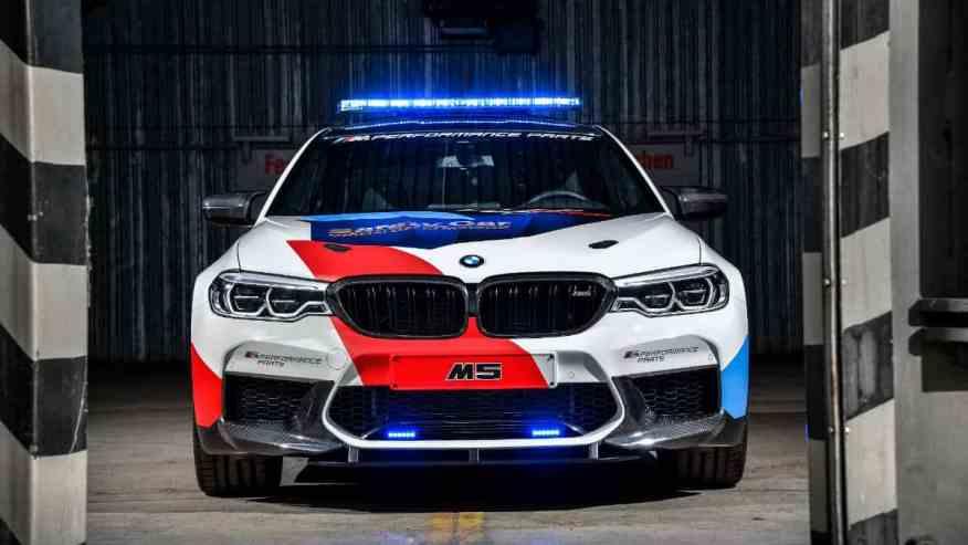 BMW M5 MotoGP